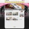 2013 Darin Henderson Racing - Walters Web Design ( Dirt Late Model )