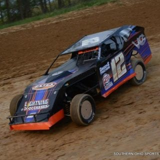 2013 Jeremy Rayburn - Lighting Chassis ( Dirt Modified )