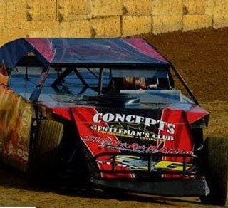 2013 Matt Hamilton - Lighting Chassis ( Dirt Modified )