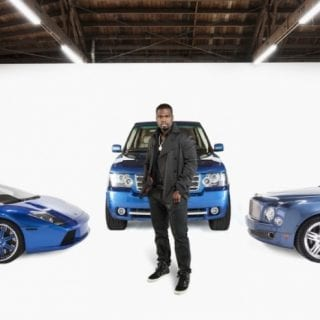 50 Cent Car Collection