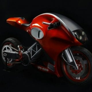 50 Cent Car Collection - Motorcycle