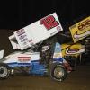 Jason Leffler Dirt Sprint Car