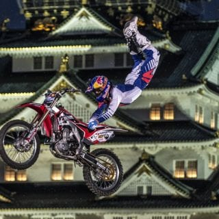 Red Bull X-Fighters (Osaka)