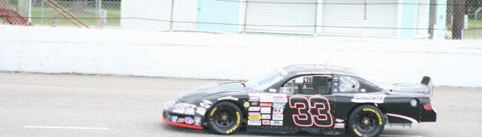 PRO CUP SERIES: Ryan Heavner Racing Cruising To Victory Ahead Of Black Flag