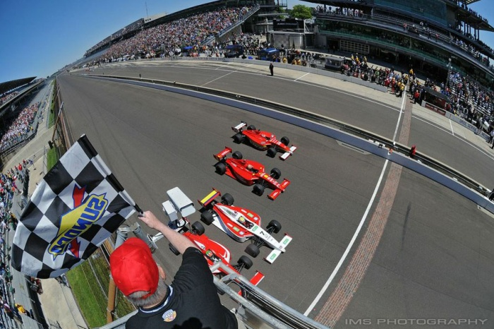 Sage Karam 2013 Indy Lights Images (Indianapolis Motor Speedway) Dan Anderson Buying Series