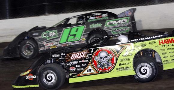 DIRT LATE MODEL: Scott Bloomquist Claims Dream Eldora Speedway Victory