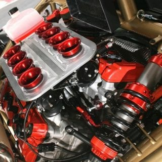 Ariel Atom v8 500 Engine ( Auto Industry )