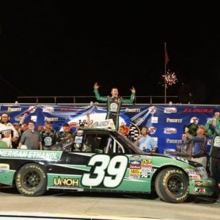 Austin Dillon Wins At Eldora Speedway ( NASCAR Truck Series )