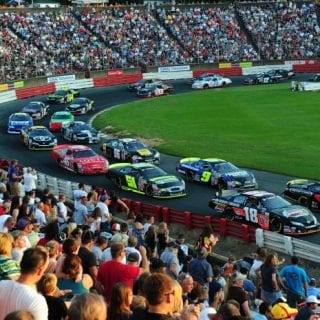 Bowman Gray Stadium ( Asphalt Racing )