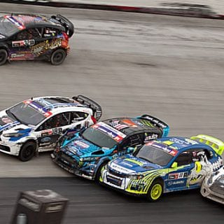 Bristol Motor Speedway Global Rallycross Photos