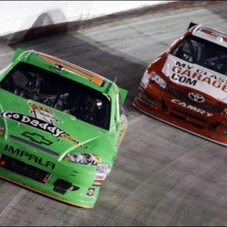 Danica Patrick - Bristol Motor Speedway ( NASCAR Cup Series )