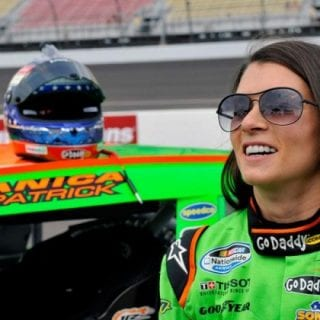 Danica Patrick ( NASCAR Cup Series )
