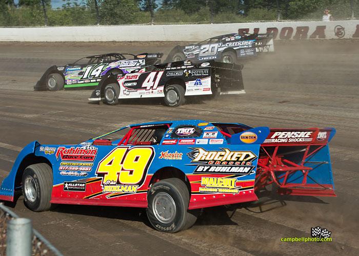 Eldora Speedway Photos ( NASCAR Truck Series )