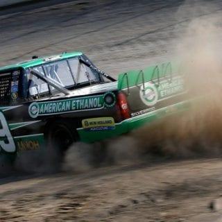 Eldora Speedway Practice ( NASCAR Truck Series )