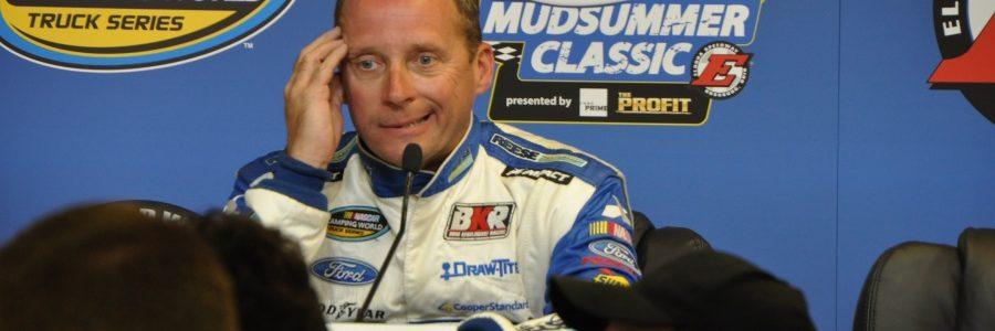 NASCAR TRUCK: Eldora Speedway Practice Results