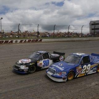 Eldora Speedway Results ( NASCAR Truck Series )