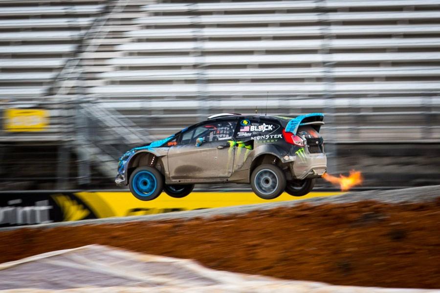 Wallace Subaru Bristol >> Bristol Motor Speedway Global Rallycross - Racing News
