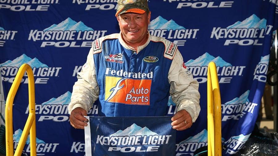 Ken Schrader Eldora Speedway ( NASCAR Truck Series )