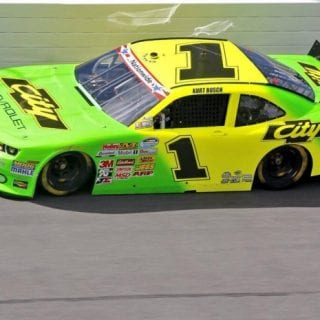 Kurt Busch Days Of Thunder Car Photos ( NASCAR Nationwide Series )