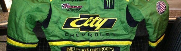 NASCAR NATIONWIDE: Kurt Busch Days Of Thunder Car Photos