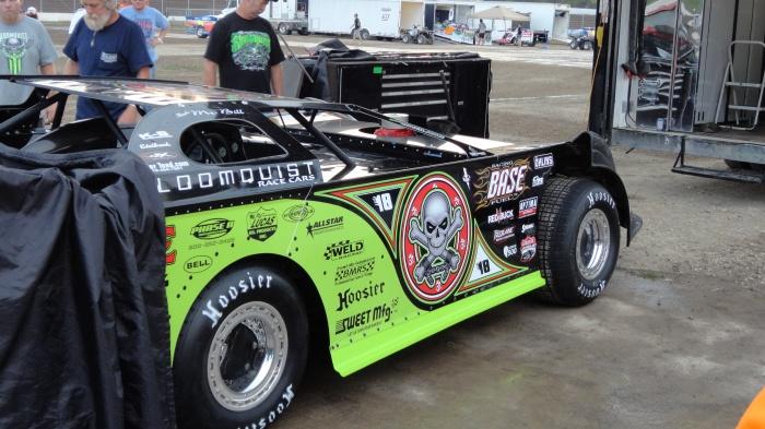 NASCAR TRUCK: Scott Bloomquist Leads List Of Dirt Drivers ...