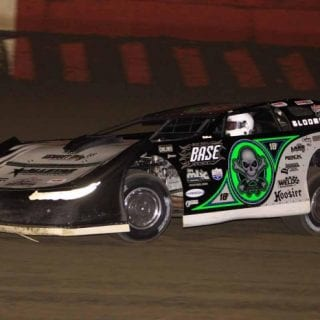 Scott Bloomquist NASCAR Start ( Dirt Late Model )