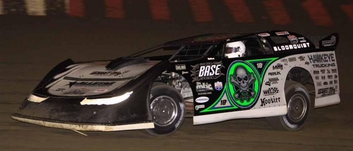 NASCAR TRUCK: Scott Bloomquist Leads List Of Dirt Drivers On Eldora Entry List