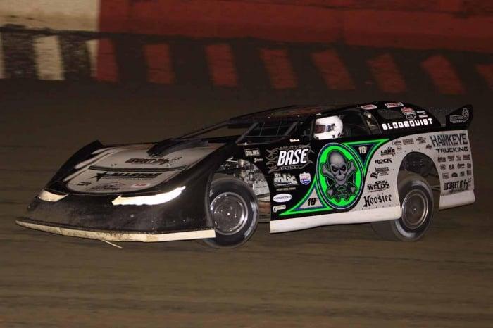 Scott Bloomquist NASCAR Start ( Dirt Late Model )