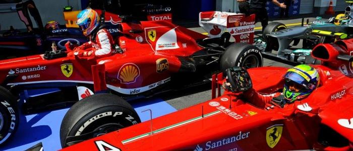 F1: Scuderia Ferrari German Grand Prix Photos
