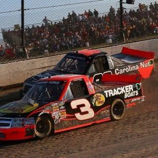 Ty Dillon Eldora Speedway ( NASCAR Truck Series )