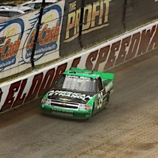 Austin Dillon - Eldora Speedway ( NASCAR Truck Series )