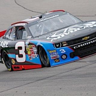 Austin Dillon - Iowa Speedway ( NASCAR Nationwide Series )