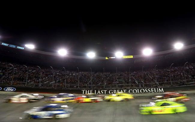 Bristol Motor Speedway The Last Great Colosseum