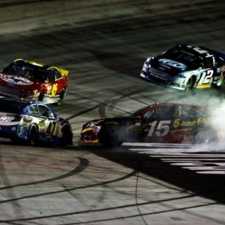 Bristol Night Race Pictures - Clint Bowyer ( NASCAR Cup Series )