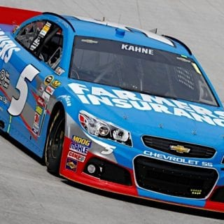 Bristol Night Race Pictures - Kasey Kahne ( NASCAR Cup Series )