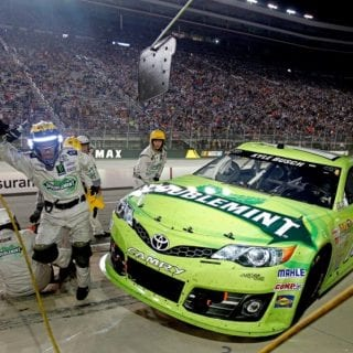 Bristol Night Race Pictures - Kyle Busch ( NASCAR Cup Series )