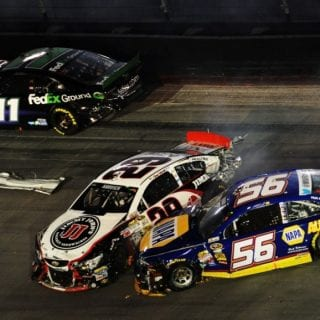 Bristol Night Race Pictures - Martin truex Jr ( NASCAR Cup Series )