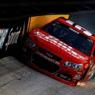 Bristol Night Race Pictures - Ryan Truex ( NASCAR Cup Series )