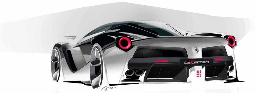 CARS: Fernando Alonso Drives LaFerrari Video