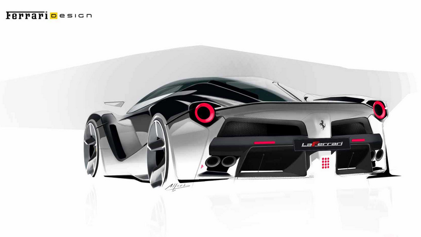 Fernando Alonso Drives LaFerrari Supercar ( CARS )