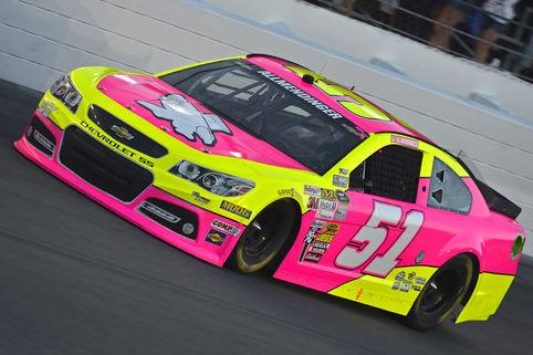 Harry Scott Jr Buys Phoenix Racing ( NASCAR Cup Series )