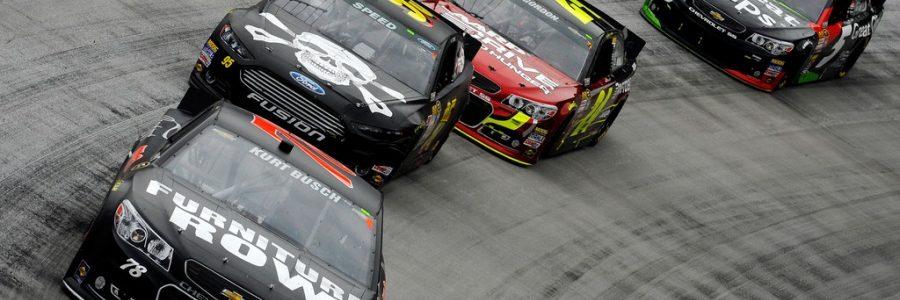 NASCAR: Kurt Busch To Stewart Haas Racing