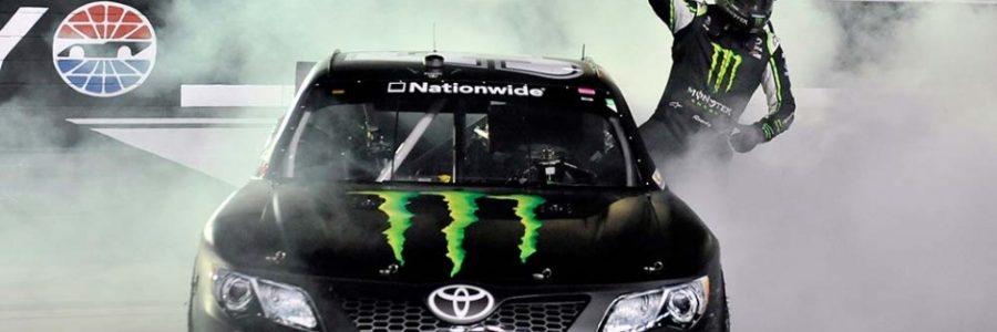 NASCAR NATIONWIDE: Kyle Busch Wins At Bristol