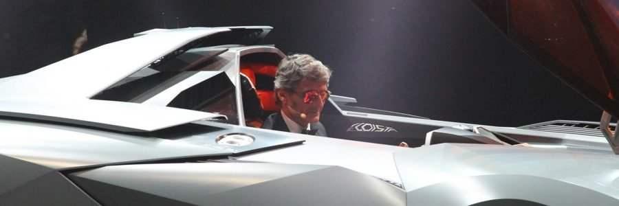 Cars Lamborghini Egoista Racing News