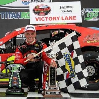 Mike Stefanik - Bristol Motor Speedway ( NASCAR Whelen Modified )