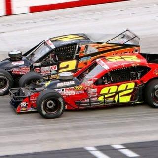 Mike Stefanik - Bristol Motor Speedway ( NASCAR Whelen Modified Series )