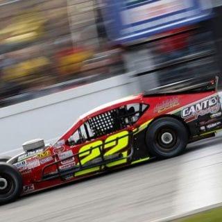 Mike Stefanik ( NASCAR Whelen Modified )