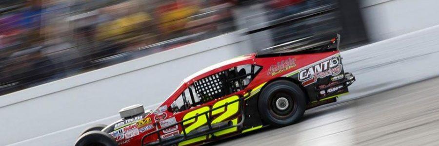 NASCAR MODIFIED: Mike Stefanik Wins At Bristol In Thrilling Battle