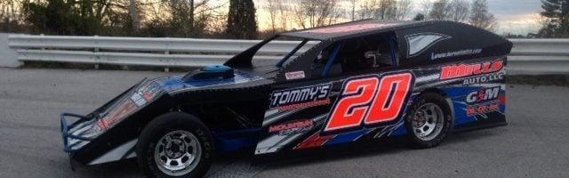 DIRT MODIFIED: American Modified Series Team Berneil Mills Racing New Website