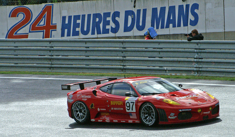 Endurance Patrick Dempsey Racing Le Mans Racing News